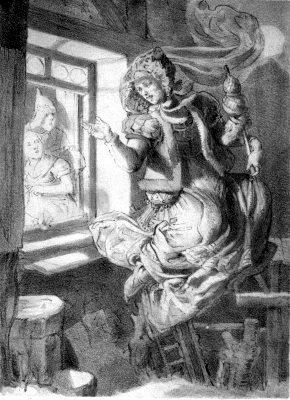Illustration von Leopold Venus (1843 - 1886)